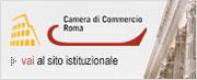 Vai al sito istituzionale CCIAA di Roma